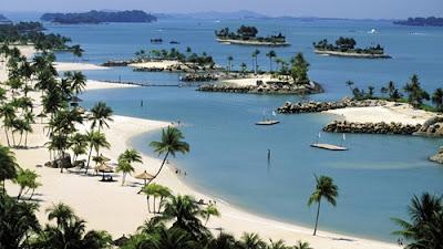 Tempat wisata di singapore yang paling dekat dengan indonesia