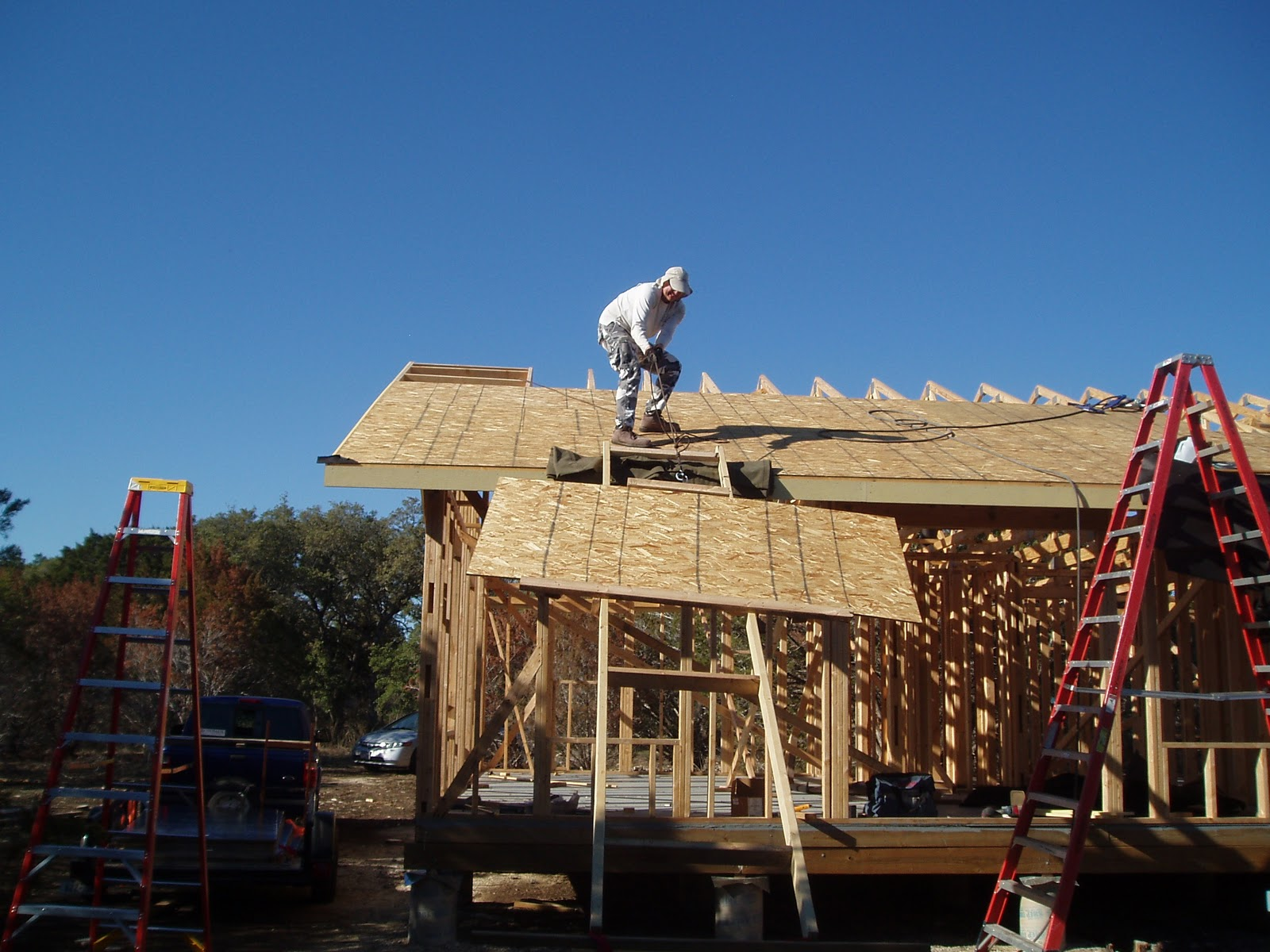 Roof sheathing and felt morgan homestead for What to use for roof sheathing