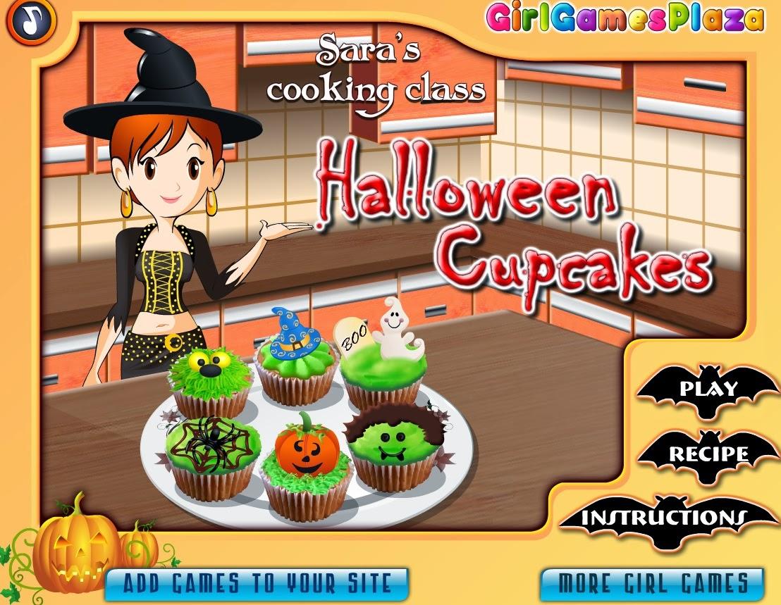 Vamos fazer Cupcakes de Halloween?