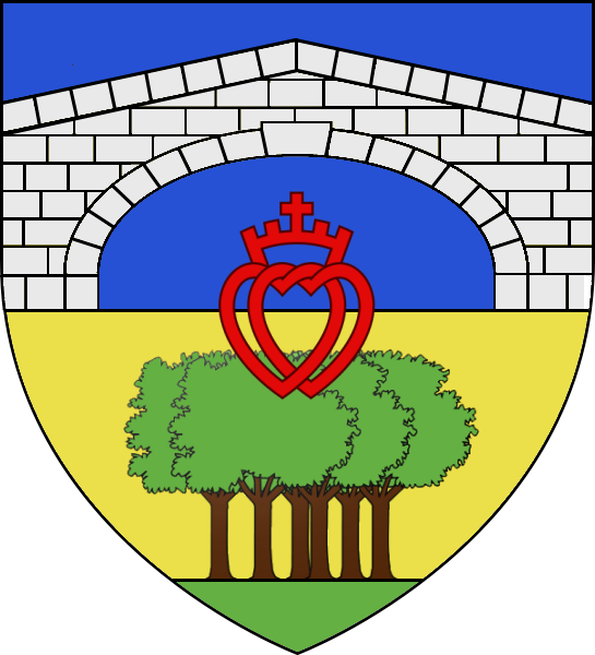 Blason de la famille PONTOIZEAU-BOUCHET
