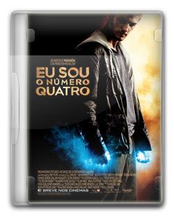 Download Filme Eu Sou o Número Quatro Dvdrip Dublado