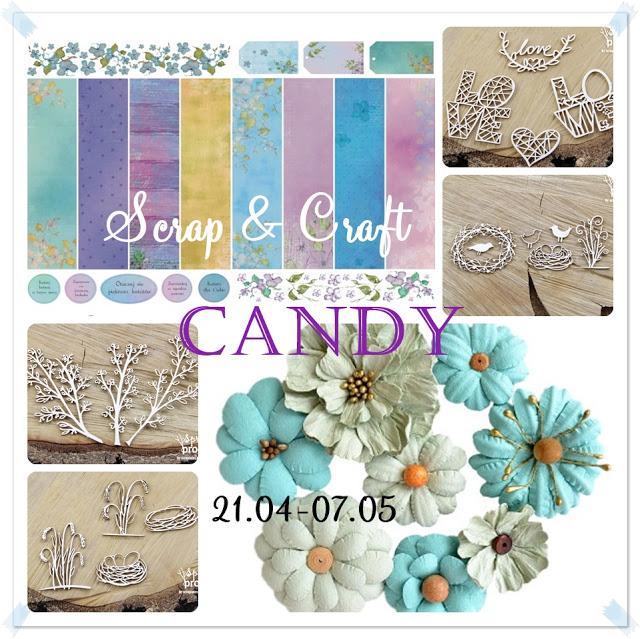 Scrap & Craft Candy
