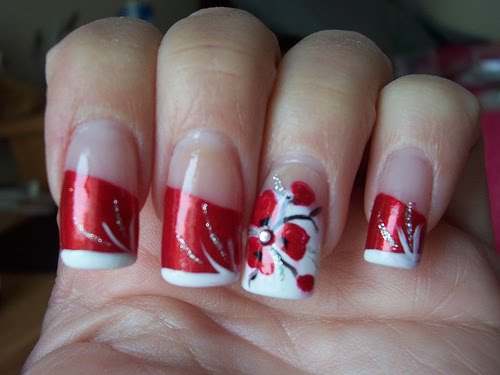 Christmas Nail Art Pictures - 15