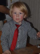 Linus 4 År