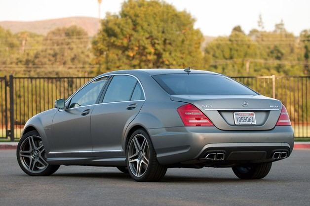 W video 2012 mercedes benz s63 amg ex 39 clue 39 sive cars for 2012 mercedes benz s63 amg