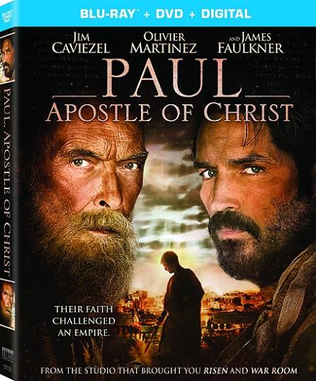 Paul, Apostle of Christ (Pablo, El Apóstol de Cristo) (2018) m1080p BDRip 8.6GB mkv Dual Audio DTS 5.1 ch