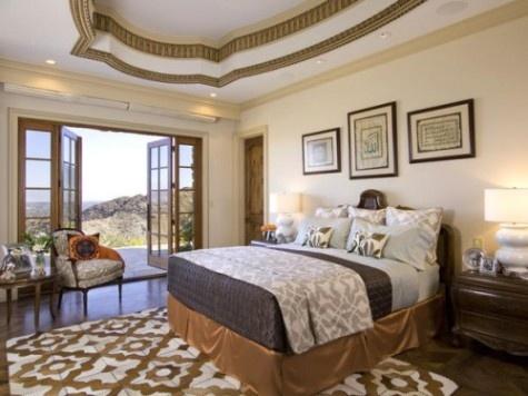 diseos de techo para dormitorios decorar tu habitacin
