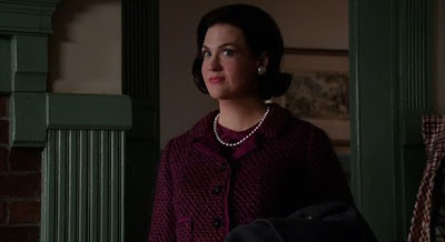 Betty morena Mad Men S06E01-02. The Doorway