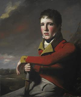 'Sir Gregor Mac Gregor', óleo de George Watson (1804) tomado de Wikipedia