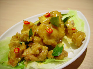 Ayam Butter Krim-Juadah Berbuka Puasa