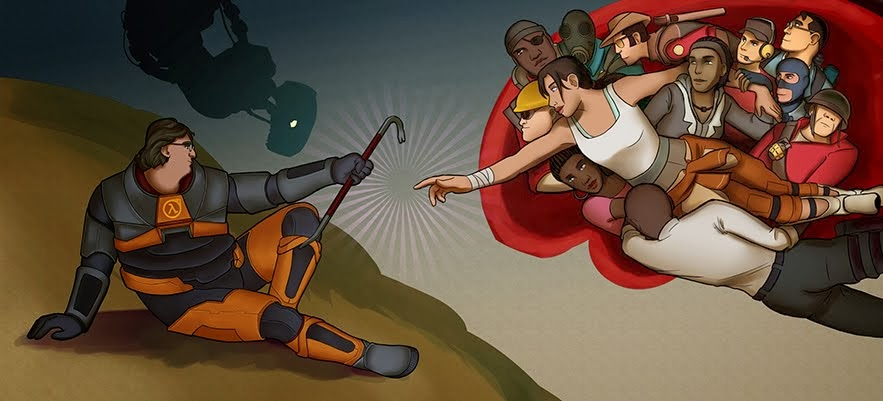 Imagenes Graciosas!!  =)) - Página 38 The-Creation-of-Valve-Characters