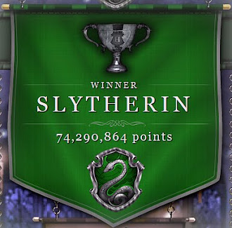 And the Inaugural Pottermore House Cup goes to...