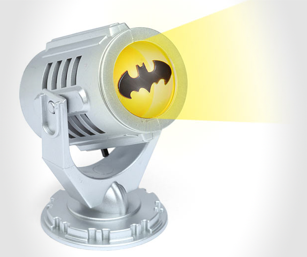 Mini Batman Bat Signal