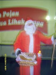 Joulupukki Tampere tarjoaa joulupukkipalveluita koko Pirkanmaan ja Suomen alueella