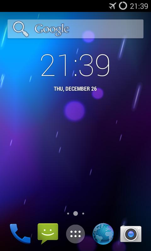 روم CyanogenMod 11.0 كيت كات للهاتف Samsung Galaxy W I8150