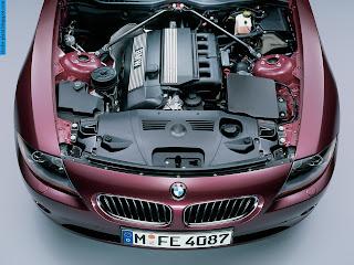 bmw z4 engine - صور محرك بي ام دبليو z4