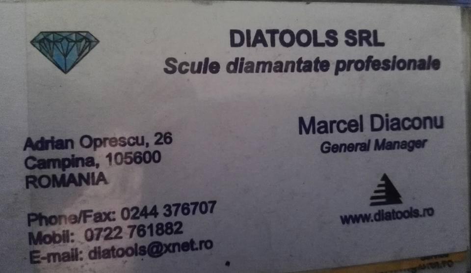 20. S.C. DIATOOLS S.R.L CAMPINA