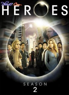 Giải Cứu Thế Giới 2 - Heroes Season 2