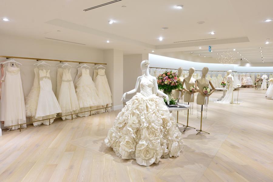 Wedding Dress Warehouse   Toronto : Kleinfeld bridal store el para?so de las novias en toronto