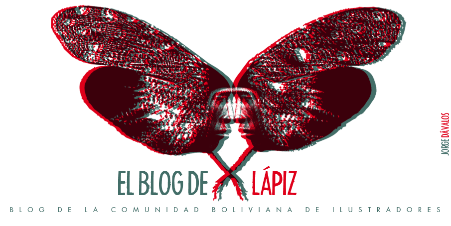 EL BLOG DE LÁPIZ, comunidad boliviana de ilustradores