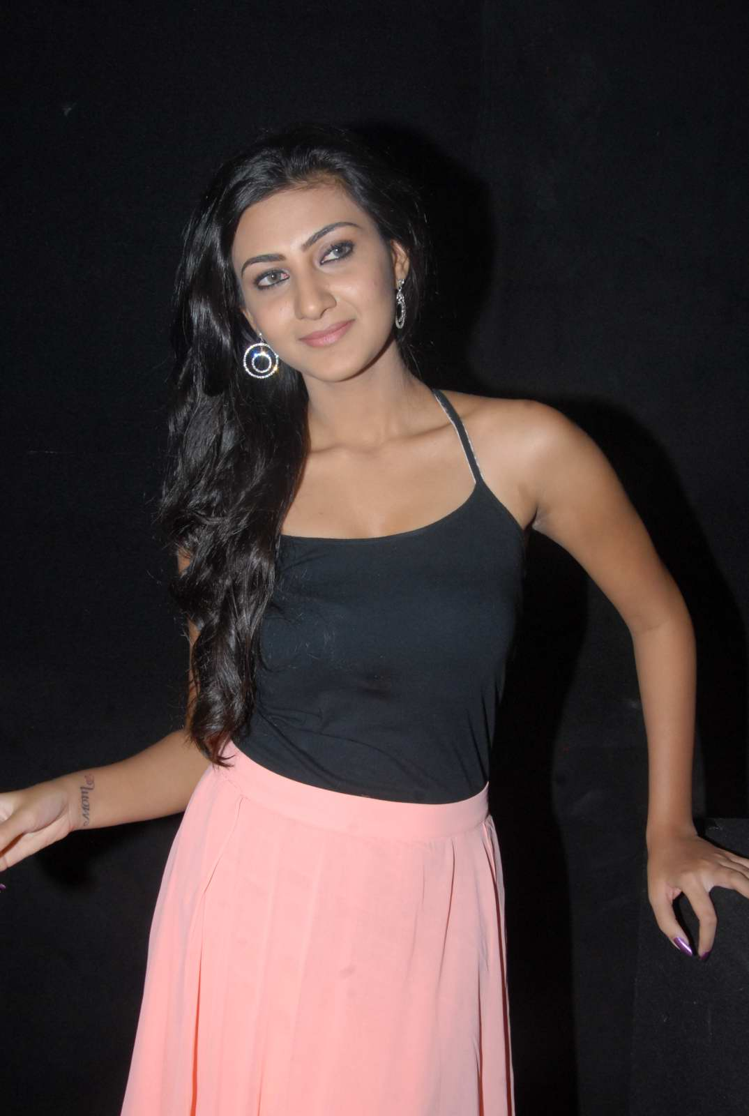 Beautiful grand cute Neelam hot pics at action 3d movie pm