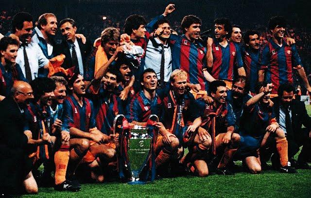 من هنا كانت البداية: برشلونة كرويف