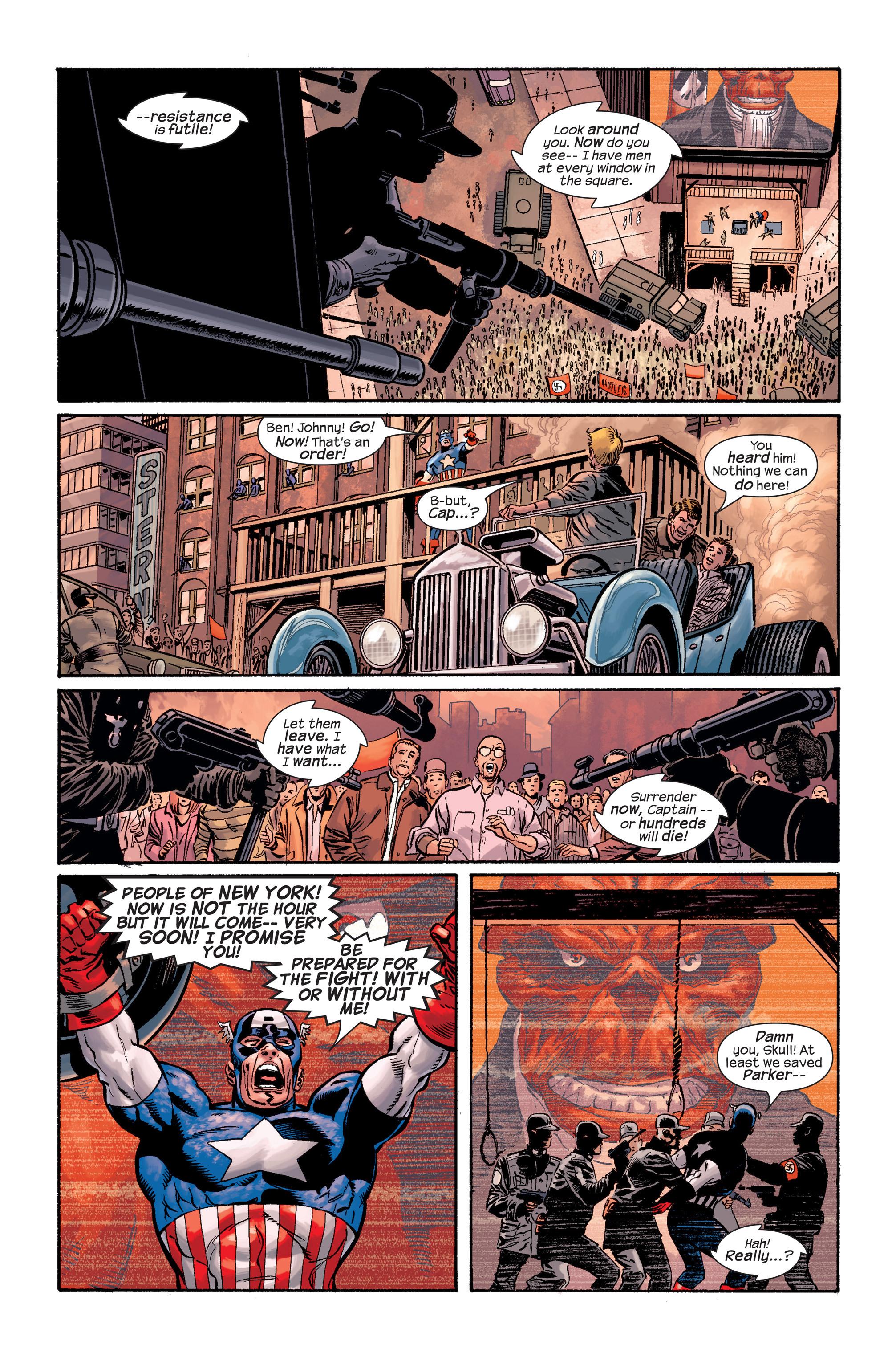 Captain America (2002) Issue #19 #20 - English 12