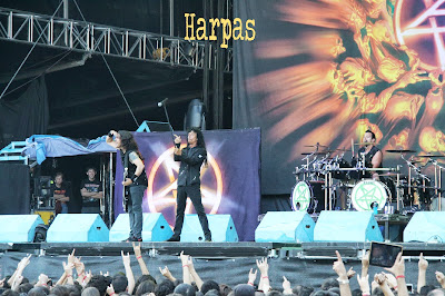 Anthrax : The leaders of thrash metal ( Live at Istanbul)