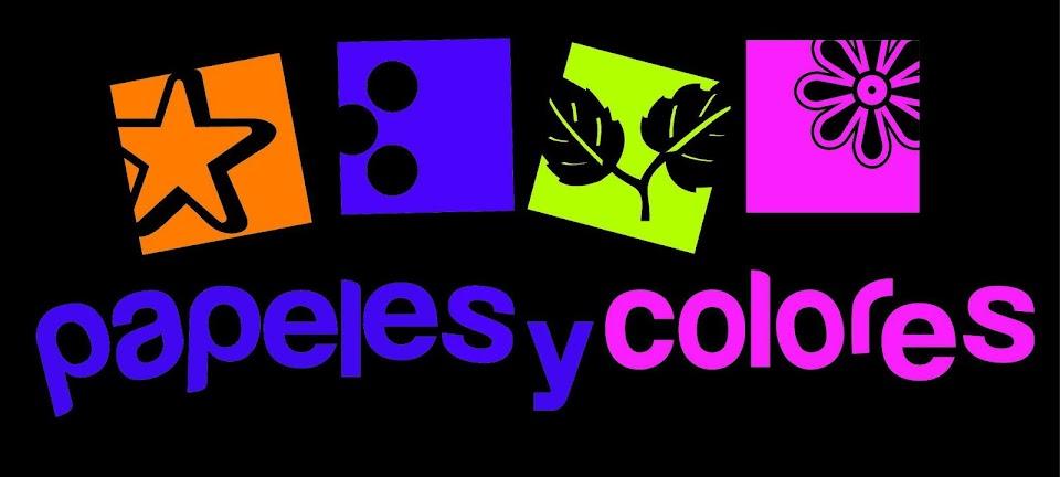 Papeles y Colores