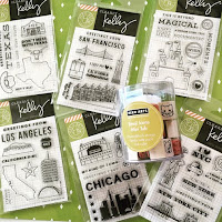 Kelly Purkey Stamps