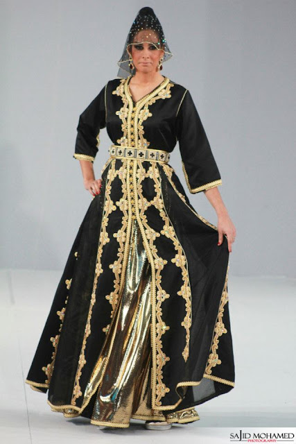 CDéfillé Caftan collection 2014