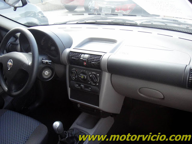 Chevrolet Classic LS 2013 air bag