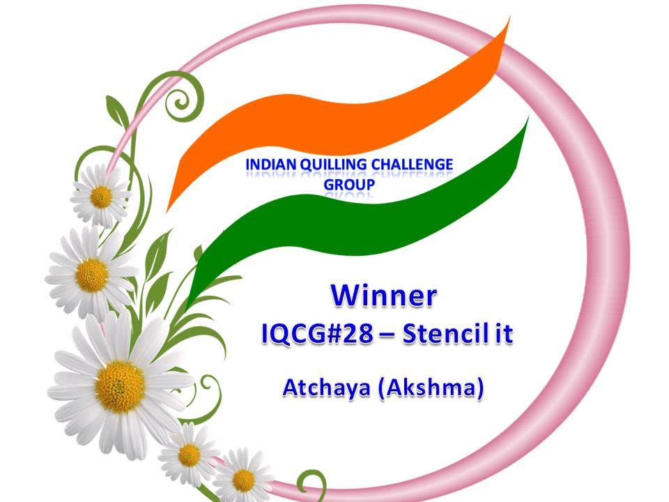 IQCG Win