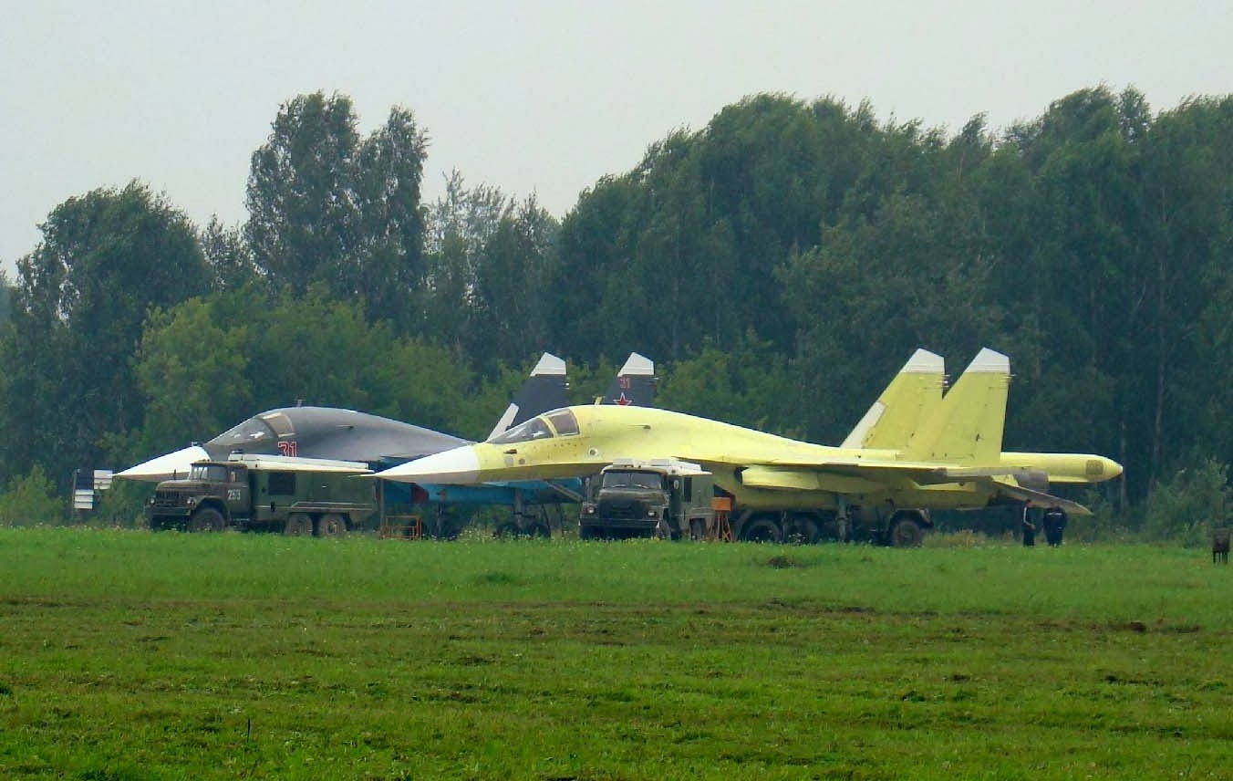 Su 34 (航空機)の画像 p1_21