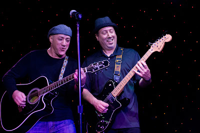 Mark Eddie, Carlo Volhl, Dueling Guitars, Meadows Casino, Pittsburgh