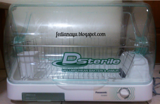Sterilizer Panasonic Dish Dryer Panasonic Dish Dryer