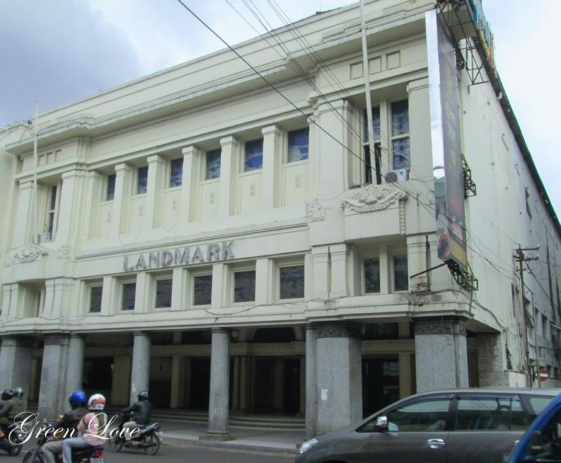 Gedung Konversi Land Mark, salah satau Tempat Bersejarah di Kota Bandung