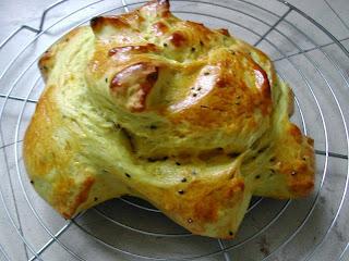 Recette du pain brioché - Khobz mbesses