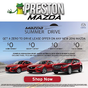 Preston Mazda