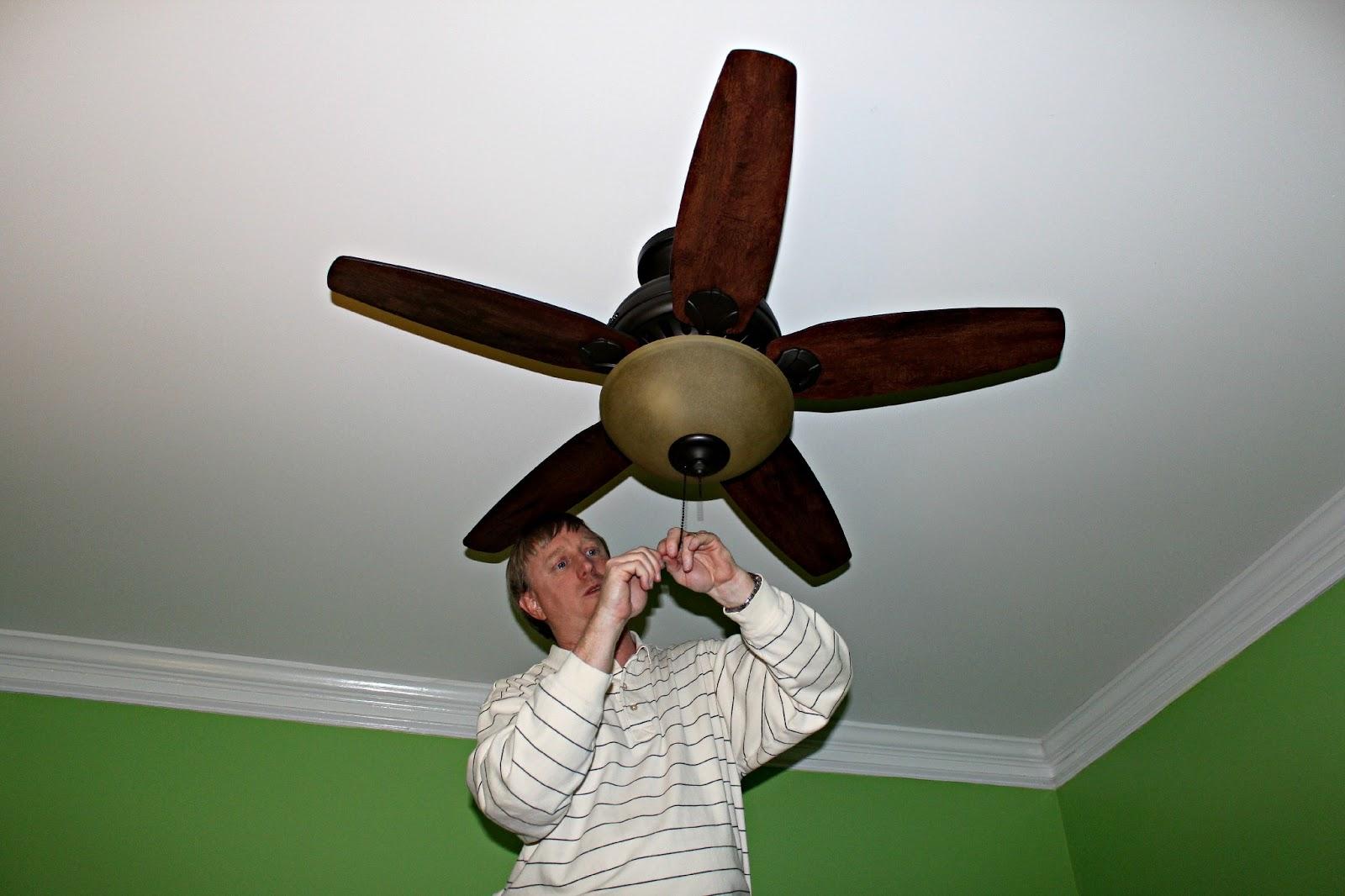 Install ceiling fan with savannah aloadofball Gallery