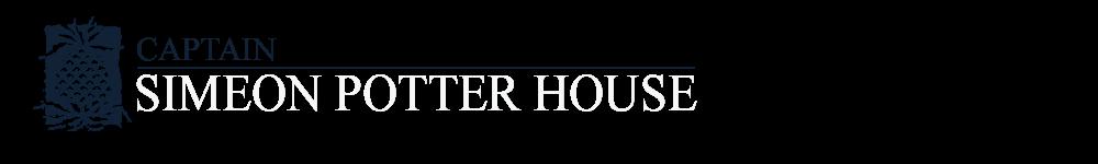 Captain Simeon Potter House Blog