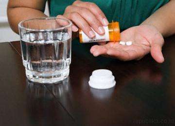 minum obat, makanan berbahaya setelah minum obat