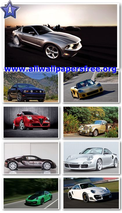 100 Impressive Cars HD Wallpapers 1366 X 768 [Set 47]