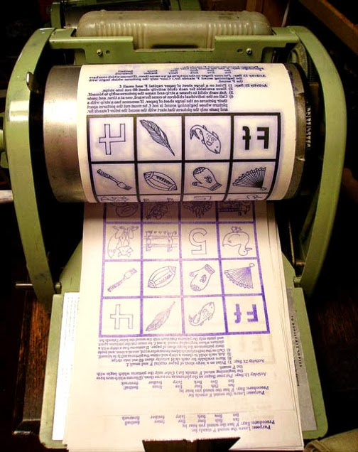 ditto copy machine