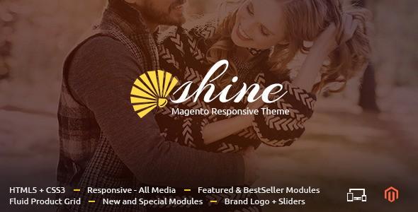 Best Responsive Fashion Store Magneto Theme