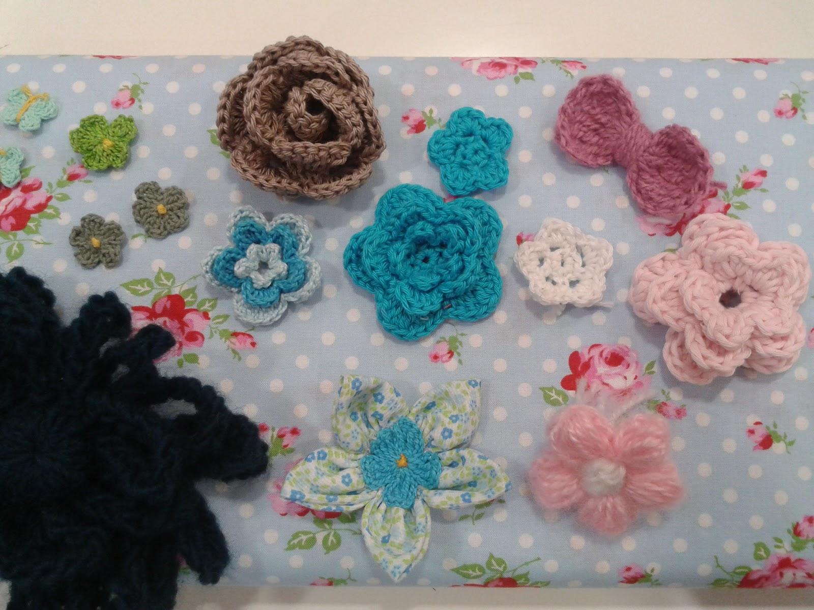 El Sitio de mi Recreo patchwork en Cuenca crochet punto