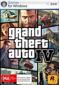Download Grand Theft Auto IV Razor1911
