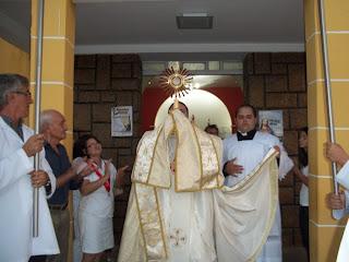 Santa Missa de Corpus Christi
