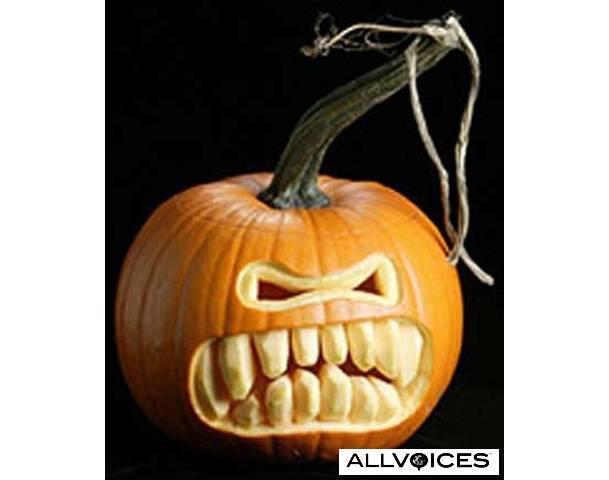 Pumpkin carving ideas for halloween more pumpkins