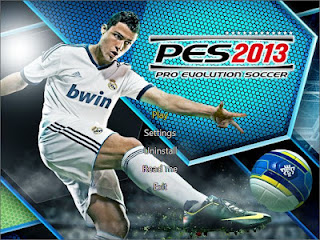 Cara Install Pro Evolution Soccer 2013
